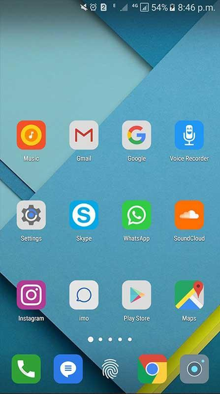 Launcher for ZTE Blade X Max for Android - APK Download