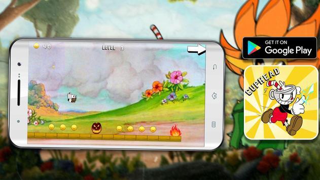 Super Cuphead Adventure apk screenshot