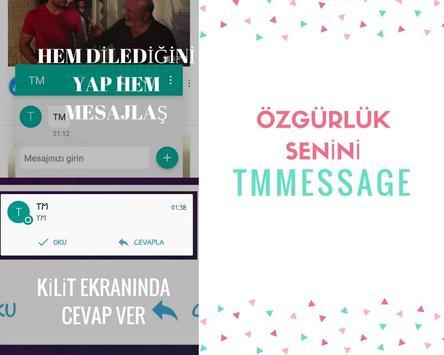 TM MESSAGE apk screenshot
