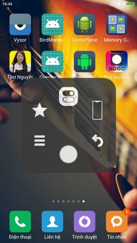 Assistive Touch, Control Panel Iphone X Style apk screenshot