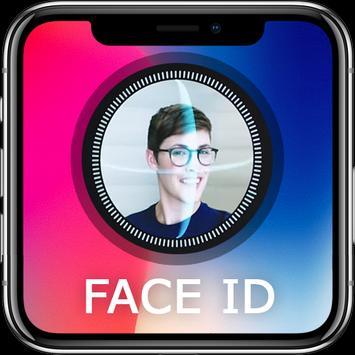 IPhone X Face ID Lock Screen Prank screenshot 3