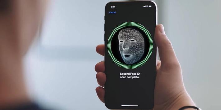 IPhone X Face ID Lock Screen Prank screenshot 1