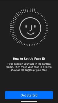 IPhone X Face ID Lock Screen Prank screenshot 2