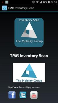TMG Inventory Scan poster