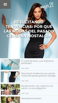 Mujer21 poster