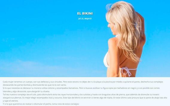 Mujer21 apk screenshot