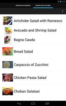 Italian Recipes poster