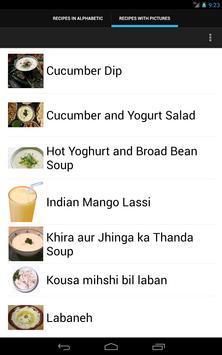Yogurt Recipes poster