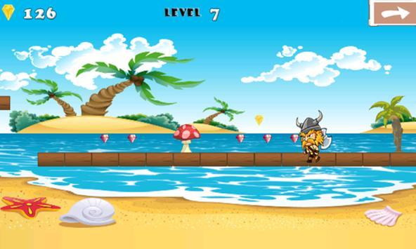 Super Viking Adventure apk screenshot