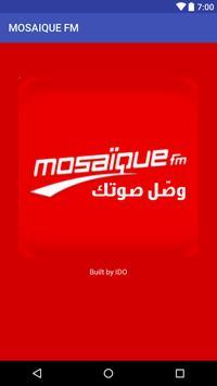 MOSAÏQUE FM poster