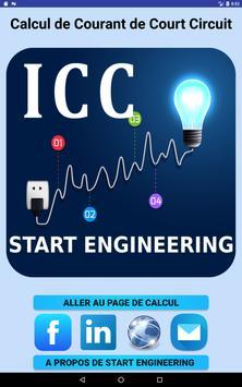 ICC Courant de Court Circuit screenshot 8