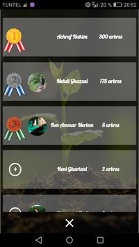 One Million Trees For Tunisia screenshot 4