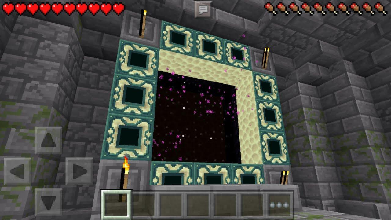 Mod End Portal for MINECRAFT PE for Android - APK Download