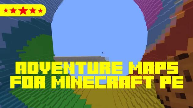 Adventure maps for MCPE screenshot 2