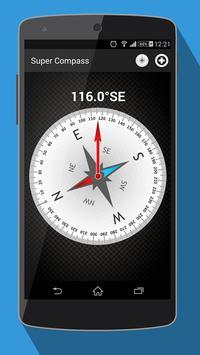 компас на андроид - Compass скриншот 1
