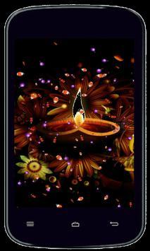 Diwali Shake Live Wallpaper poster