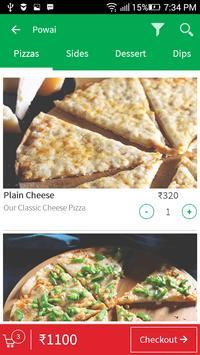 Juno's Pizza apk screenshot