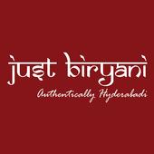 Just Biryani icon