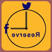 social reserve icon