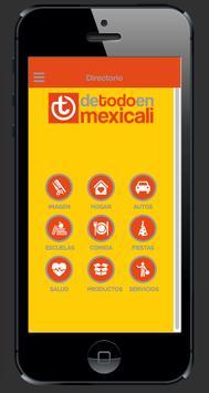 De Todo en Mexicali poster
