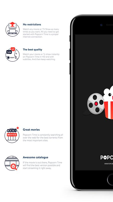 Popcorn Pro : Movies & TV for Android - APK Download