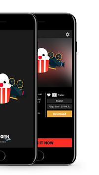 Popcorn Pro : Movies & TV screenshot 1