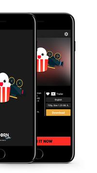 Popcorn Pro : Movies & TV screenshot 3