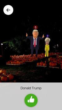 HillaryDonald Go apk screenshot
