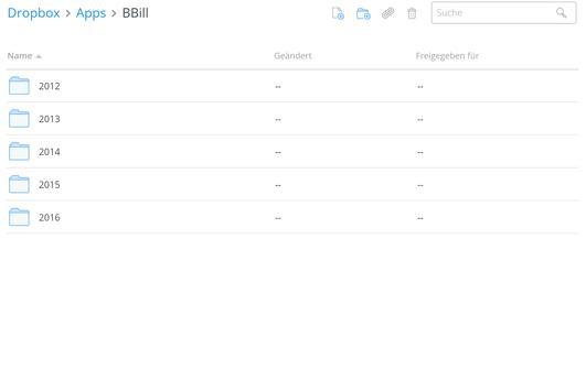 BBill apk screenshot