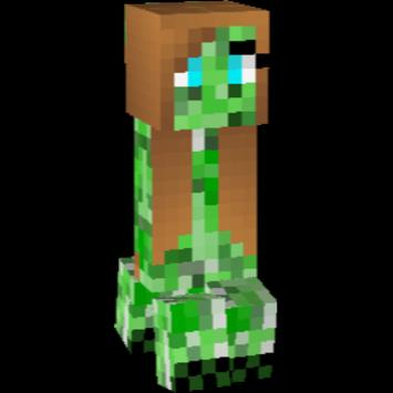 Creeper Girl Skin For MINECRAFT For Android APK Download - Skin para minecraft pe creeper