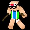 Mr Noob Skin For MINECRAFT иконка