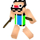 Mr Noob Skin For MINECRAFT 아이콘