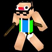Mr Noob Skin For MINECRAFT icon