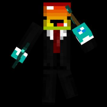 Mr Noob Skin For MINECRAFT 포스터