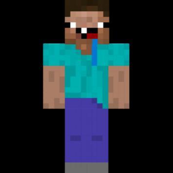 Mr Noob Skin For MINECRAFT screenshot 2