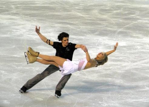 Figure Skating Wallpapers HD apk screenshot