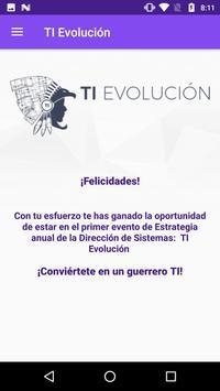 TI Evolución screenshot 1