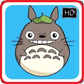 Totoro Wallpapers Art icon