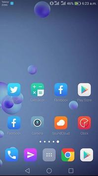 Theme for HTC U11 Plus / life screenshot 1