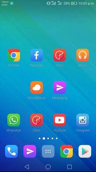 Theme for Oppo F5 Youth screenshot 3