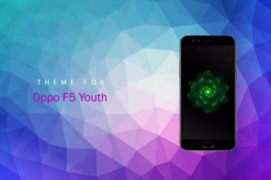 Theme for Oppo F5 Youth poster