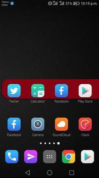 Theme for Oppo R11s screenshot 3
