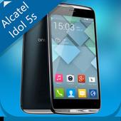 Theme for Alcatel idol 5s icon