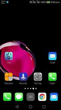 Theme for iPhone 8 screenshot 3