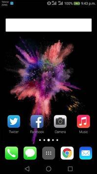 Theme for iPhone 8 screenshot 1