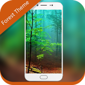 Forest Theme launcher icon