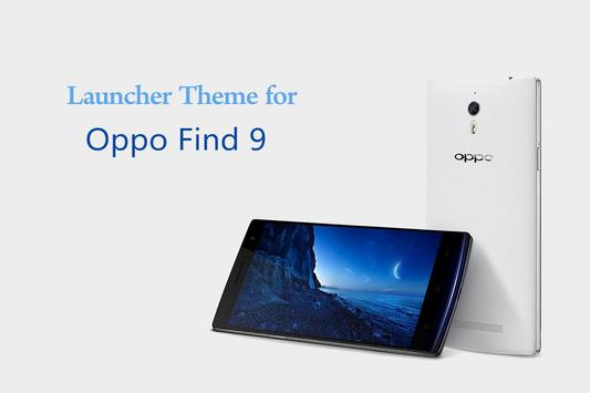 Theme for Oppo Find 9 poster