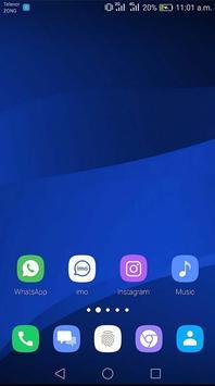 Theme for LG Q6 Plus screenshot 5