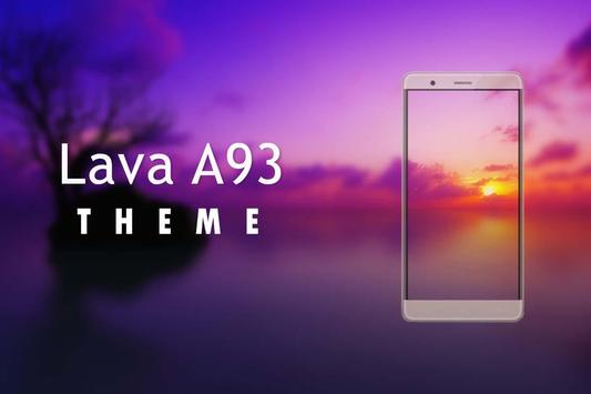 Theme for Lava A93 / A97 / A44 poster