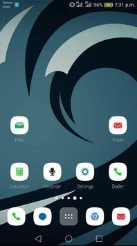 Theme for Lava A93 / A97 / A44 screenshot 2
